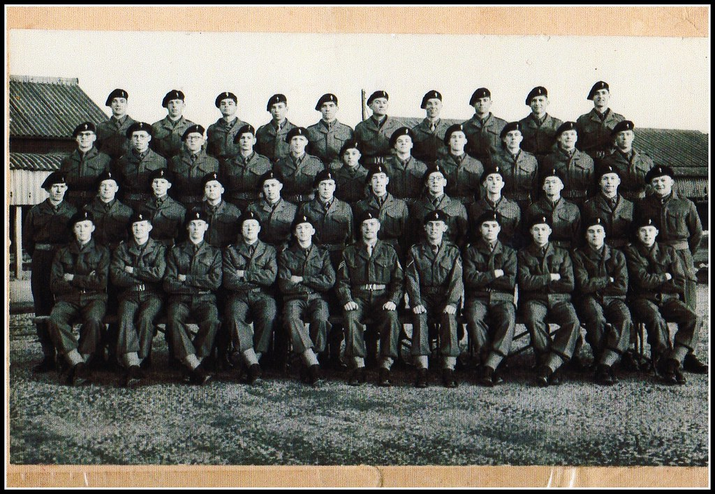 1Tg Bn REME Blandford 1953 Bubbles44 Tags Battalion Reme 1training Reme1trainingbattalion