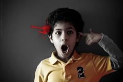 Bang bang (Talal Al-Mtn) Tags: red 2 portrait yellow blood shot great bang  talal bangbang yousef shotmedown lm10 almtn talalalmtn   talalalmtnphotography yousifalmtn photographybytalaalmtn