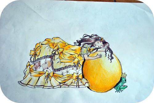 il principe ranocchio (o enrico di ferro) #2