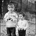 Armenian kids in Artsakh