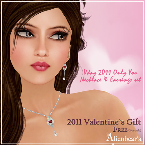 vday2011gift Only you N&E set