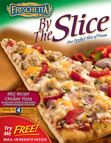 FRESCHETTA® By The Slice BBQ Recipe Chicken