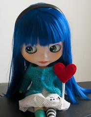 Pelaya está esperando a su Valentín