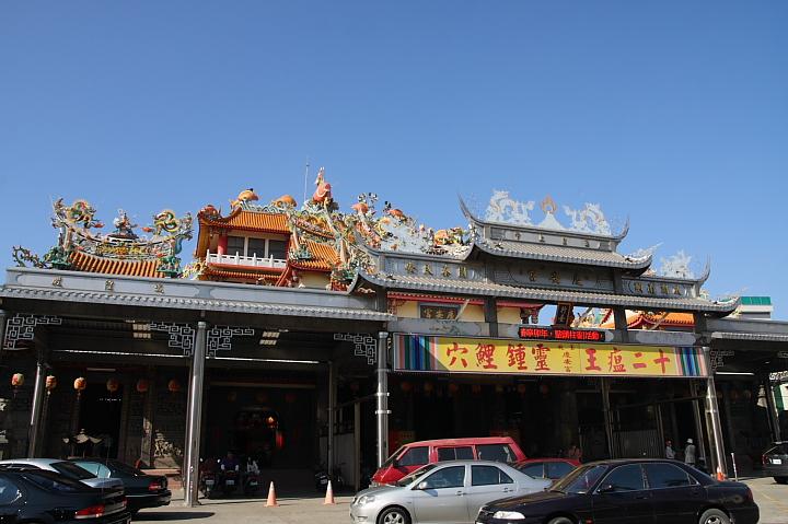 台南西港慶安宮017