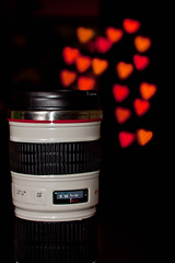 Heart bokehs (tymjean) Tags: red love diy heart bokeh valentine lover custom valentinesday canon70200 canonmug diypfav