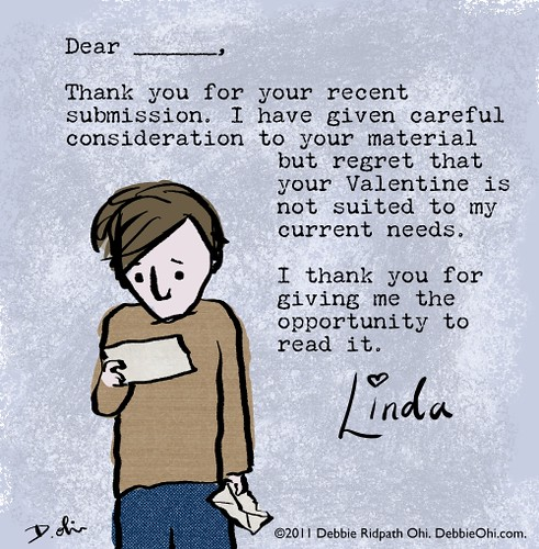 Valentine Rejection