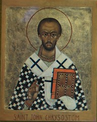 St. John Chrysostom Icon