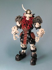 Olaf the Bearded (retinence) Tags: man olaf lego muscle contest bbc fusion bionicle bearded 61