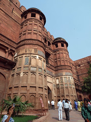 Agra Fort, India (ott1004) Tags: india agrafort 세계문화유산 아그라포트인디아