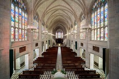 Cathedral of the Most Blessed Sacrament - Detroit (Brian Callahan (Luxgnos.com)) Tags: church architecture loft catholic cathedral interior detroit stainedglass vault blessedsacramentcathedral briancallahan shinsanbc mygearandme luxgnosphotography luxgnosis wwwluxgnoscom