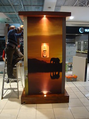 Amarula cream - liquor displays from 16mm X-Board