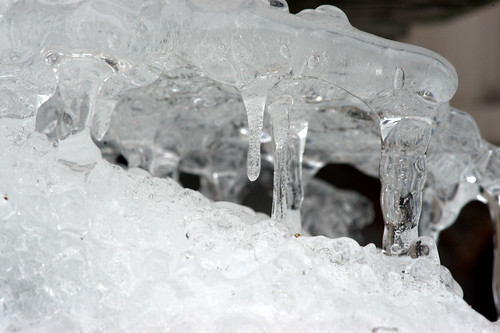 Icy table