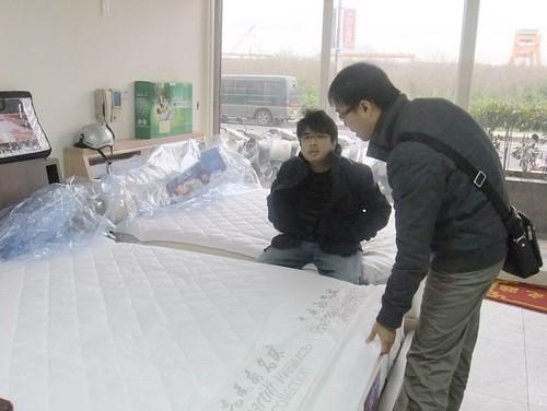 空姐推薦-挑選床墊,悅夢の床坊 –「感謝美麗喵小右的床墊推薦」3