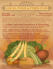 Local Foods Fair Poster