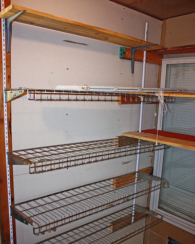Our new 2nd pantry.