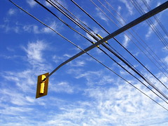 into the blue (dmixo6) Tags: blue sky urban toronto canada architecture angle february dugg dmixo6