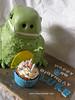 dino cake 2 (iheartcakegf) Tags: birthday boy cake montana dinosaur greatfalls sugar cupcake trex tyrannosaurus fondant