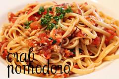 Crab Pomodoro