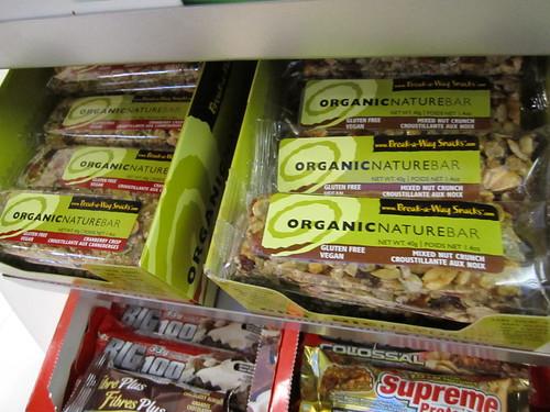 Organic Nature Bars