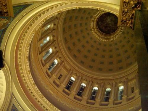Capitol Rotunda 02-19-11 MegRothstein