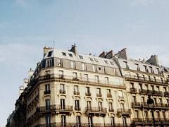 haussmann-ia (Le Portillon) Tags: paris france architecture buildings haussmann facades
