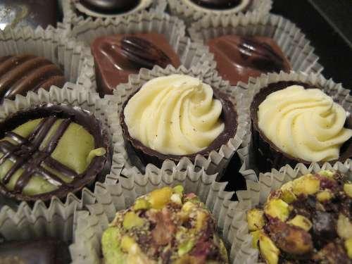 cioccolatini rizzati