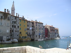 Rovinj, Croatia (ejb2307) Tags: old boot boat croatia rovinj oud