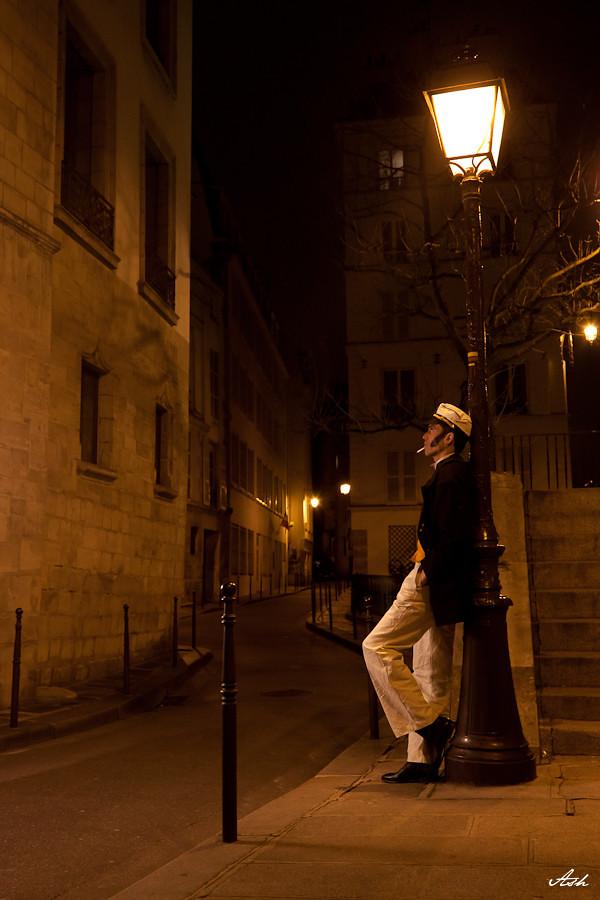 Photoshoot preview : Corto Maltese