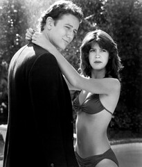 Phoebe Cates and Judge Reinhold in Fast Times at Ridgemont High 1982