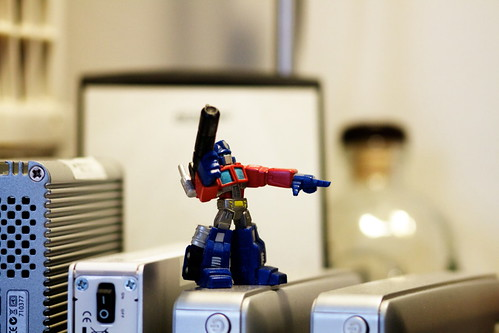 Optimus Rules the Desktop