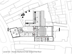 Level 02 - Horse Market & Hall Street First Floor