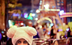 "I'm not sure if it's about the bokeh or those arab eyes! (""Anwaar) Tags: pink beer girl canon 50mm eyes photographer bokeh mark arab ii malaysia daisy 5d arabian f18 kuwaiti anwar flickrdiamond anwaar"