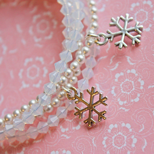 ice and snow bracelet 1