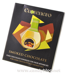 Cuorenero Smoked Chocolate