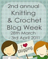 knitting and crochet blog week