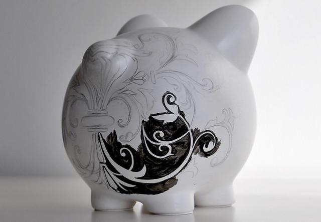 Baroque pig