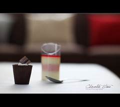 Chocolate Time (Faisal | Photography) Tags: life food colors canon eos still dof unique 14 style usm 50 ef canonef50mmf14usm 50d chocolatetime canoneos50d canon580exii faisal|photography فيصلالعلي