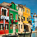 Burano's colors