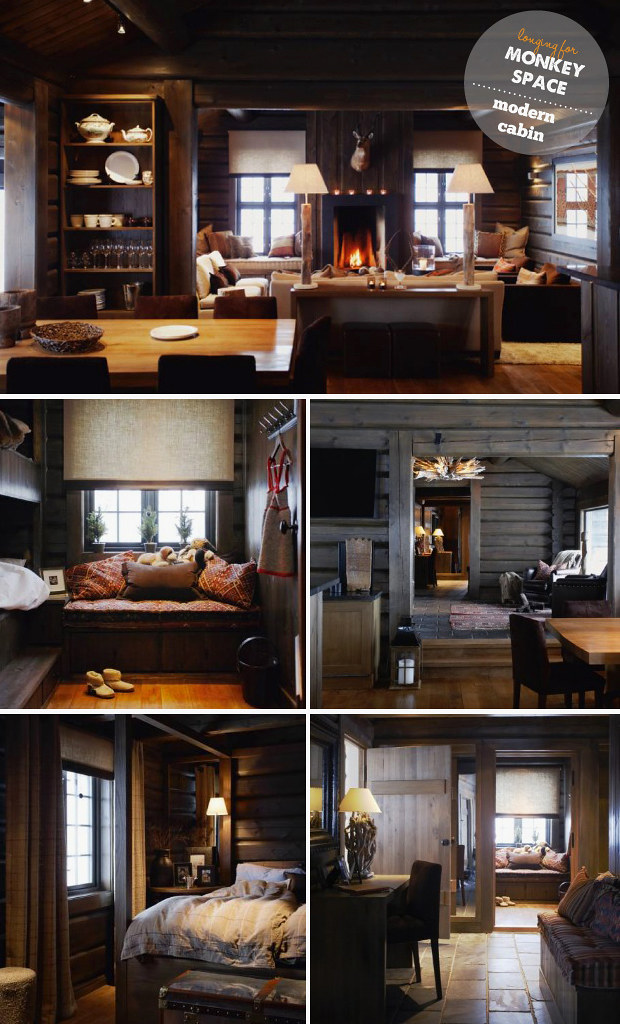 Modern-Cabin-Collage