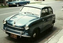Lloyd Freunde (Hugo-90) Tags: auto classic car mexico antique 600 lloyd freunde borgward