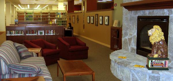 Library's Lobby