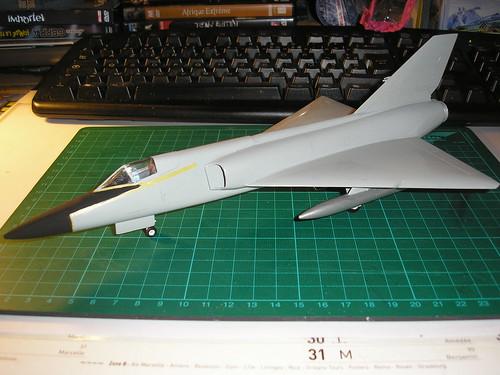 Les deltas Hellènes [ Convair F-106 Delta Dart Hasegawa 1/72 ] 5477909808_561feb42aa