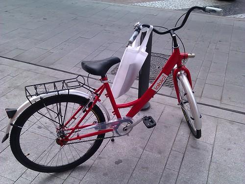 La bicicleta per labici Gandia