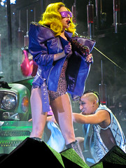 Lady Gaga Concert (Pittsburgh) - Lady Gaga wit...