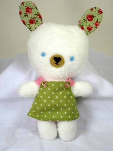 Fluffy Stuffy Bunny