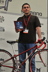 Vincent Dominguez NAHBS Awards