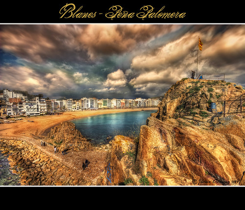 Blanes - La Peña Palomera