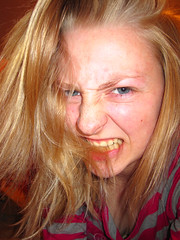 6th May 2009 (Beckie Jane Brown) Tags: brown loss hair sadness pain hurt rebecca anger blond blonde depression teenager pulling trich trichotillomania beckie0