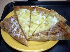 Dessert Pizza (Morton Fox) Tags: food de pizza cicis buffet newark