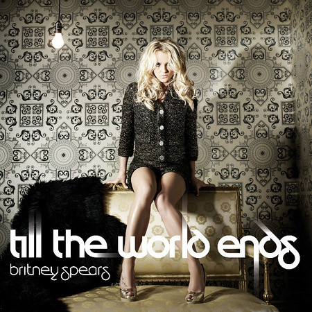 Till The World Ends Single Cover (Photo Credit - Randee St Nicholas)